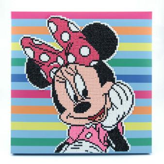 Minnie Dotz Box Diamond Painting Kit