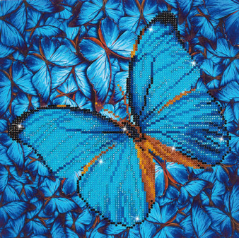 Flutter by Blue Diamond Painting Kit