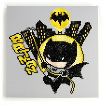 Batman (Big) Dotz Box Diamond Painting Kit