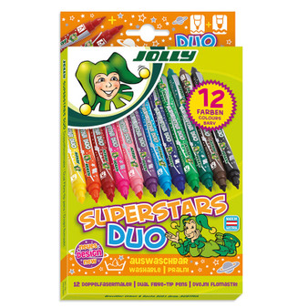 Colourme Jolly Superstar Markers Duos