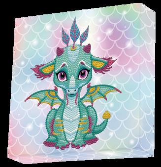 Ariel the Baby Dragon Dotz Box