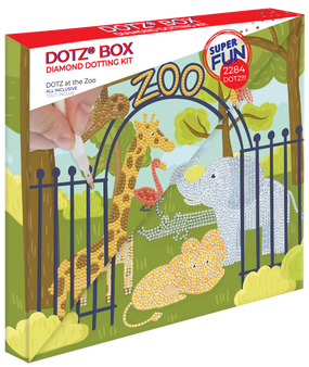 DOTZ at the Zoo Dotz Box