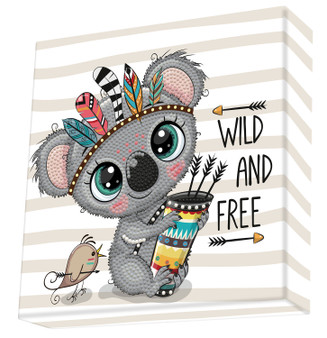 Wild & Free Dotz Box