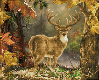 Prince of the Forest Diamond Dotz Diamond Painting Kit