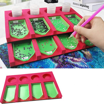 Multi-Trays Holder