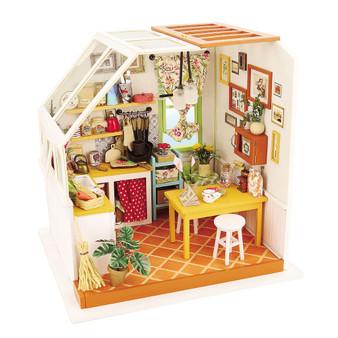 DIY Jason's Kitchen Mini House