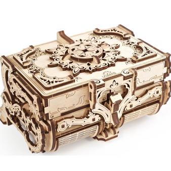 Ugears Antique Box Mechanical Model