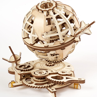 Ugears Globus Mechanial Model