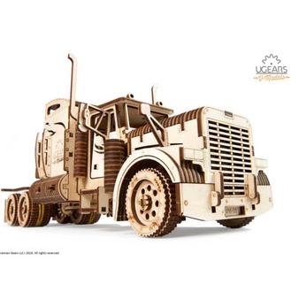 Ugears Heavy Boy Truck Mechanical Model