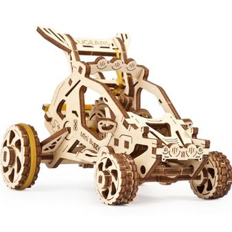 Ugears Mini Buggy Mechanical Model