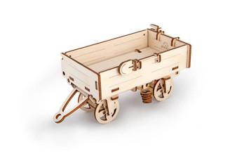 UGears Tractor's Trailer Mechanical Model
