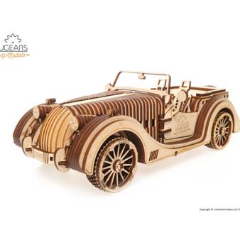 Ugears Roadster Mechanical Model