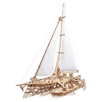 Ugears Trimaran Merihobus Yacht Mechanical Model