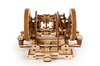 UGears Differential Mechanical Model