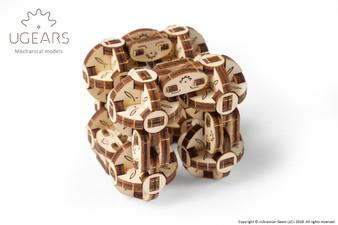 UGears Flexi-Cubus Mechanical Model