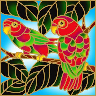 Dynamic Duo Batik Painting Kit