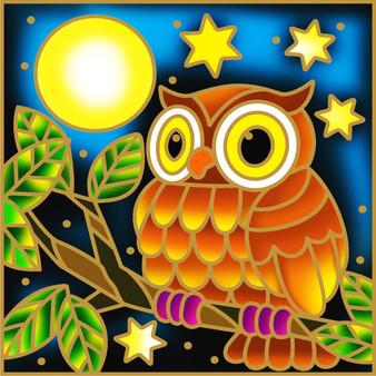 Night Owl Batik Painting Kit