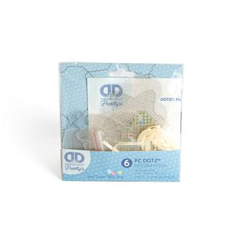 Diamond Dotz Bulk Pack Freestyle Plain Hanging Decoration/Keyring