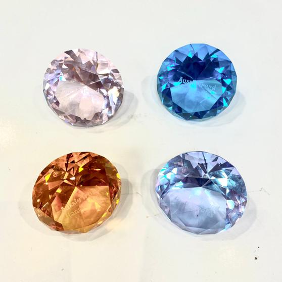 K9 Crystal Weights