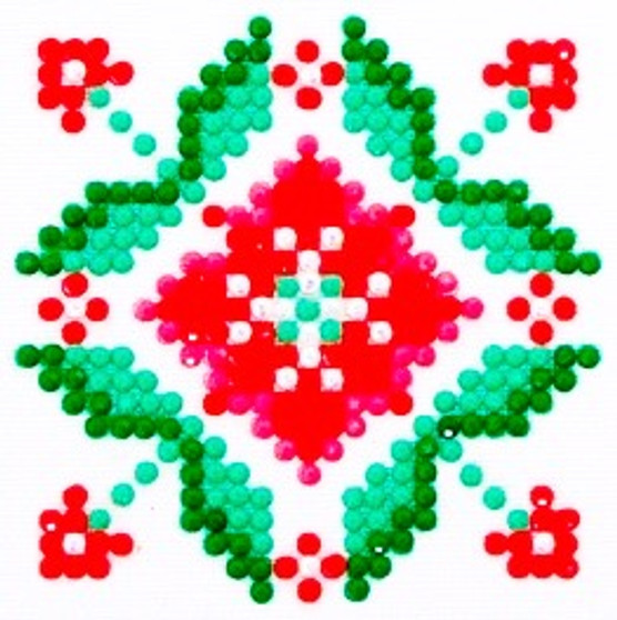 Passion Flower Diamond Painting Starter Kit