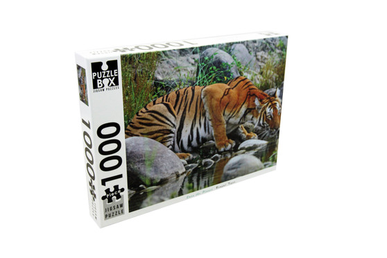 BMS Jigsaw Puzzle - Save The Planet Bengal Tiger
