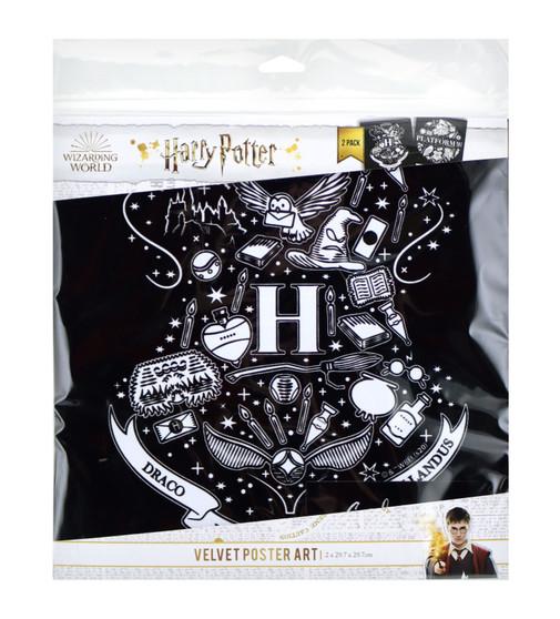Platform 9 Harry Potter 2 Pack Velvet Poster Art