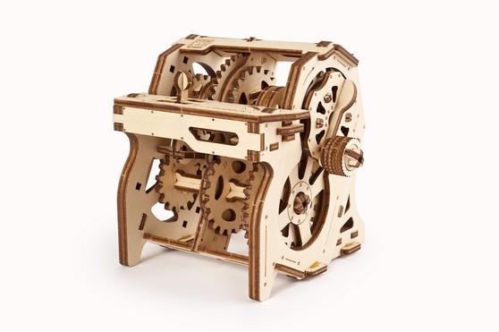 UGears Stem Lab Gearbox Mechanical Model