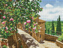 Tuscan Vista Pre-Framed Diamond Dotz® Square Diamond Painting Kit