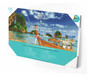 Thai Escape Pre-Framed Diamond Dotz® Square Diamond Painting Kit