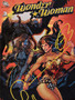 Wonder Woman VS Cheetah Diamond Painting Kit