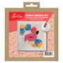 Frederick the Flamingo Needle Punch Kit With Frame
