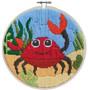 Sea Jive Long Stitch Kit