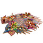 King Of The Jungle Wooden Puzzles