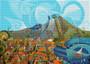 Mount Vesuvius Diamond Dotz Diamond Painting Kit