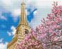 La tour Eiffel Diamond Dotz Diamond Painting Kit