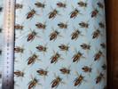 Honeybees blue