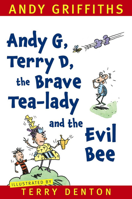 The Brave Tea-lady and the Evil Bee