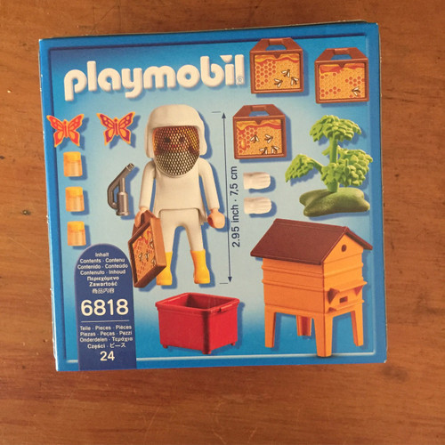 Playmobil beekeeper