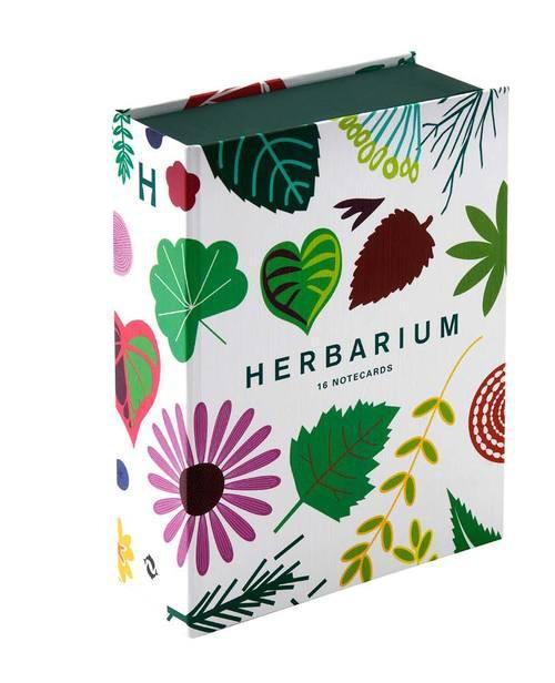 Herbarium: 16 notecards