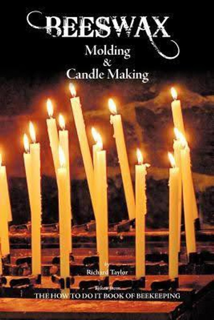 Beeswax Molding and Candlemaking