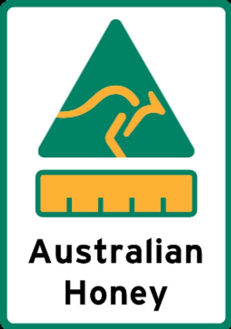 Label - country of origin - vertical