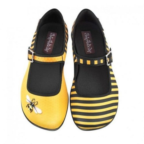 Chocolaticas Honey shoes