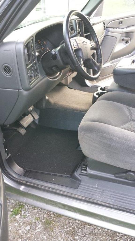 Front: 2000 - 2007 GM Full Size Pick-up/SUV (Part #350)