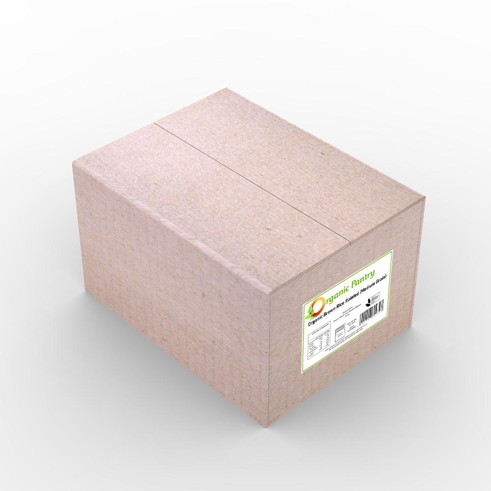 Organic Brown Rice Rainfed (Medium Grain) 5kg