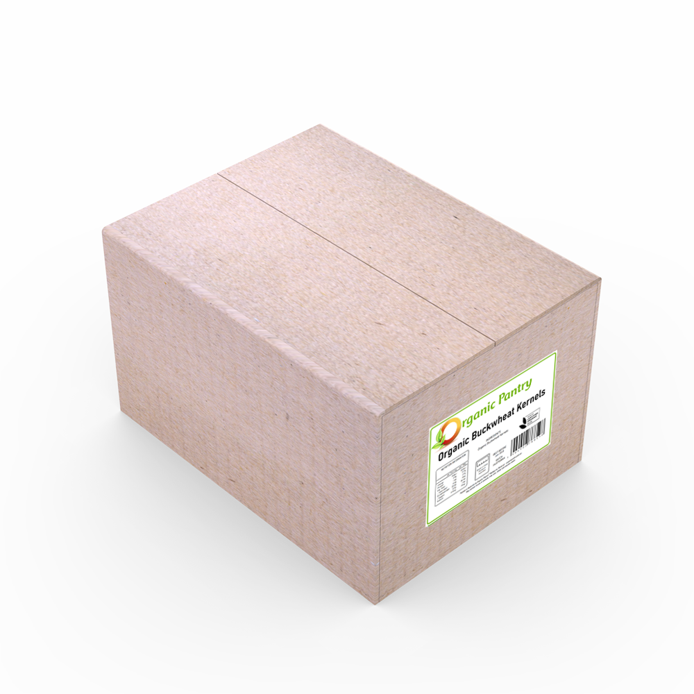 Organic Buckwheat Kernels 5kg