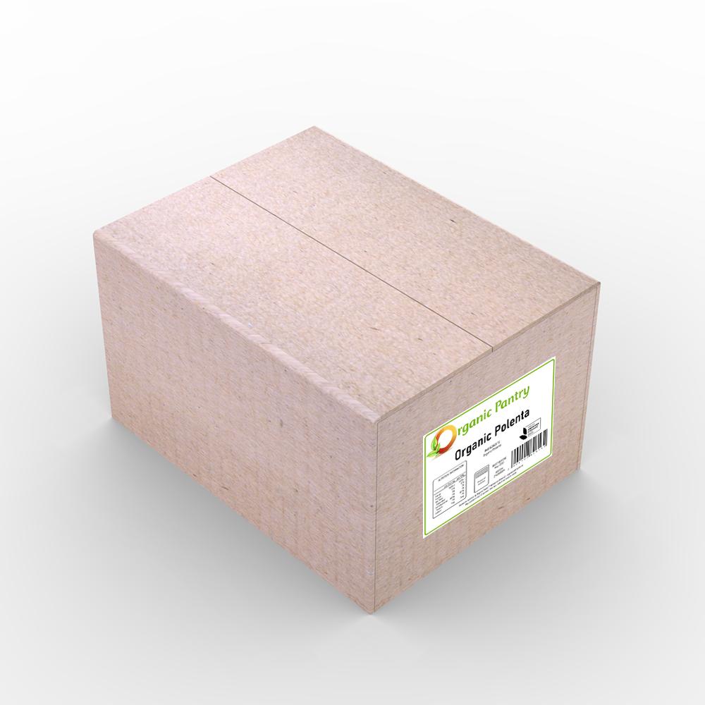 Organic Polenta 5kg