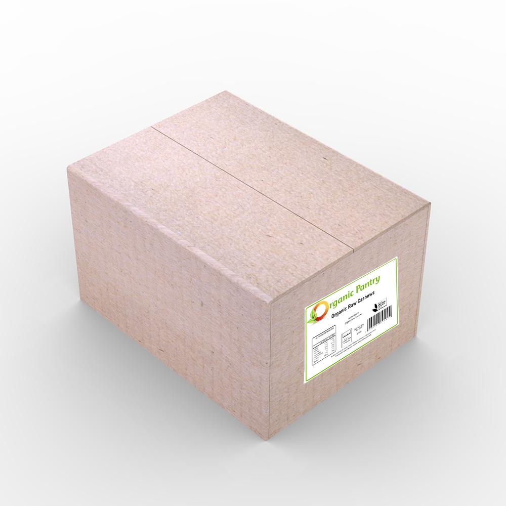 Organic Raw Cashews 5kg