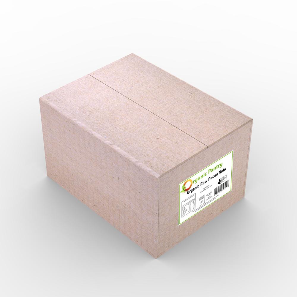Organic Raw Pecan Nuts 5kg