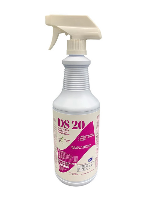 disinfectant spray cleaner