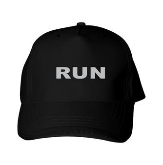 Reflective Baseball  Cap -  Run